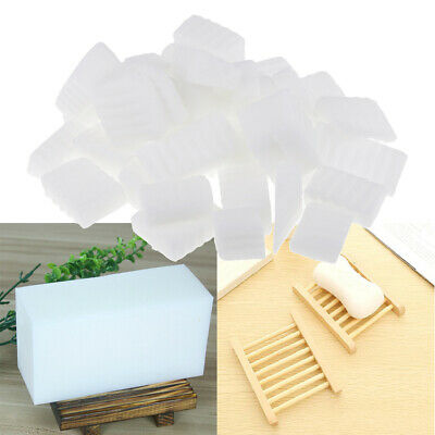 5 kg White Melt and Pour Soap Base Handmade Soap Raw Materials Organic Soap