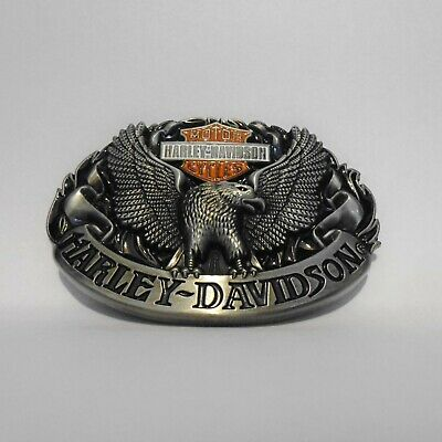 Harley Davidson  Motorcycles Metal Belt Buckle
