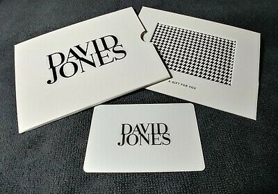 David Jones Gift Card $200 - FREE EXPRESS POST - Don't miss out on EOFY sales