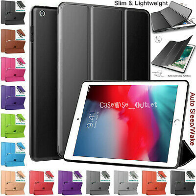 "New Leather Magnetic Smart Fold Stand Case Cover For Apple iPad Air 3 10.5"" 2019"