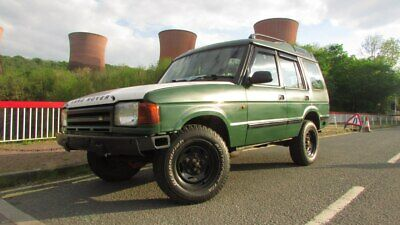1995 Land Rover Discovery 1 300 TDI