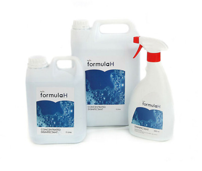 Formula H Disinfectant petcare household cleaning 500ML 2LTR 1LTR