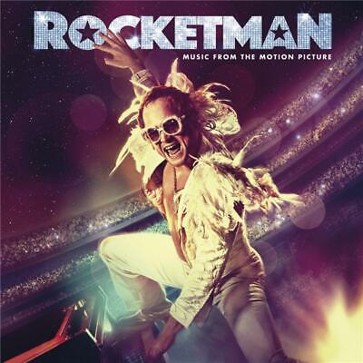 Rocketman Music From The Motion Picture Soundtrack BRAND NEW CD ELTON JOHN