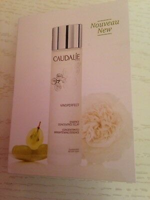 3x5ml Caudalie Vinoperfect Concentrated Brightening Essence Samples