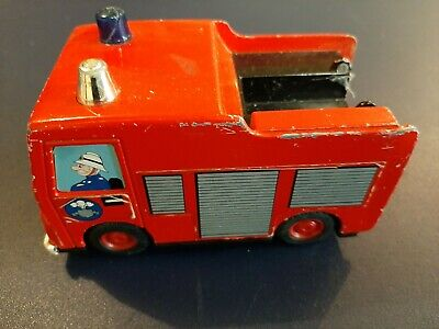 ERTL Fireman Sam The Pontypandy Fire Engine Die Cast 1980s Model (20)