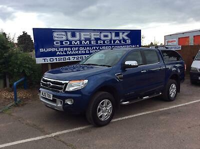 Ford Ranger -Limited- 2.2Tdci- Double Cab-Euro5 - No Vat -