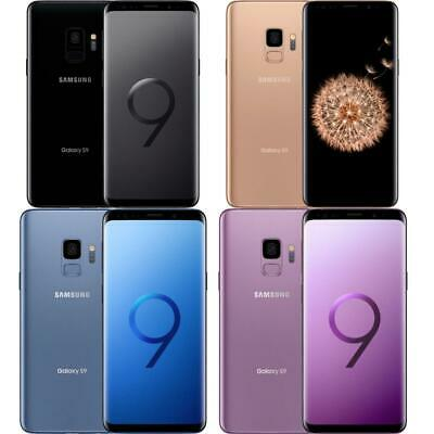 Samsung Galaxy S9 - G960U - 64GB - Unlocked - Global / Metro PCS / Cricket