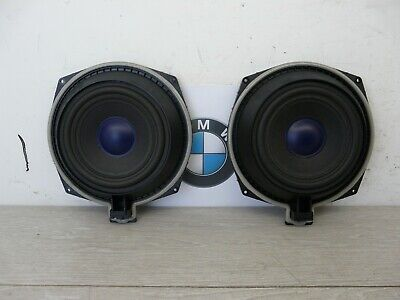 Bmw 1 3 5 Series E90 E91 E80 E81 E60 E61 Speakers Pair 18820010 Warranty