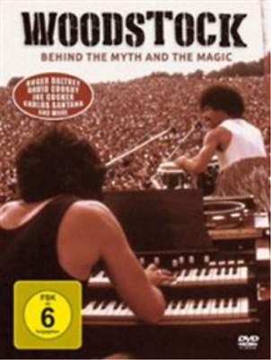 Woodstock: Behind the Myth and the Magic (US IMPORT) DVD NEW