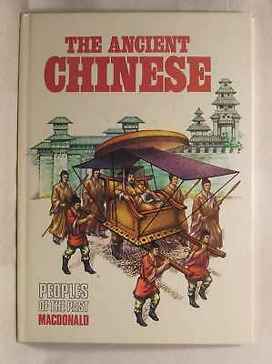 Ancient Chinese, The (Peoples of the past), Whitaker, Katherine, Very Good Book