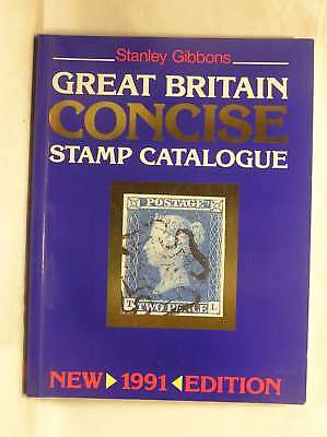 Great Britain Concise Stamp Catalogue, Gibbons, Stanley, Very Good Book