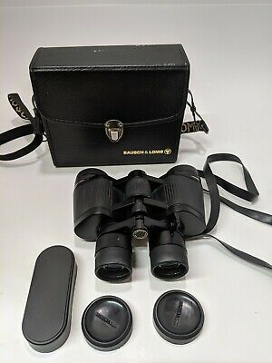 Bausch & Lomb Legacy 7-15 X 35 Binoculars With Carrying Case