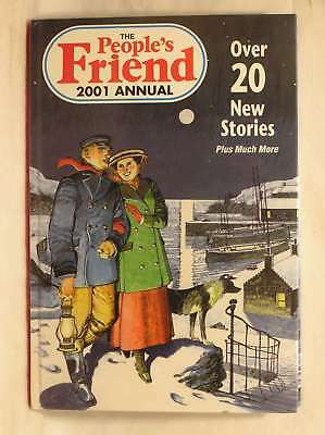 The People's Friend Annual 2001, , Excellent Book