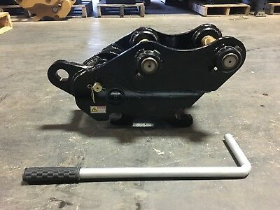 New Manual Quick Coupler for Takeuchi TB135