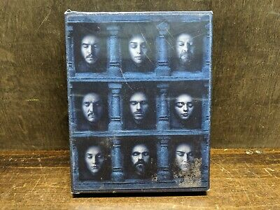 Game Of Thrones: The Complete Sixth Season Blu-Ray Box Set Pre-Owned