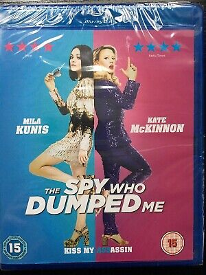 The Spy Who Dumped Me - Bluray - Brand New