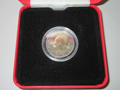 Monaco 2 Euro 2007- Grace Kelly -Neuf-Neu-New-