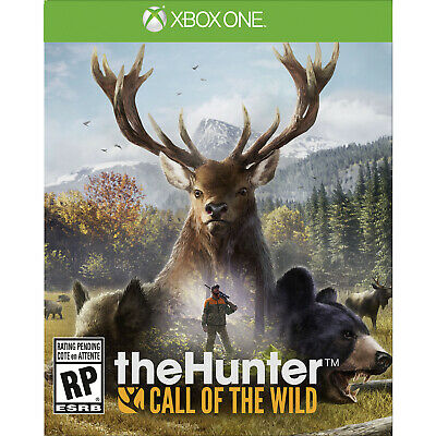 The Hunter: Call of the Wild - Microsoft Xbox One XB1 Game