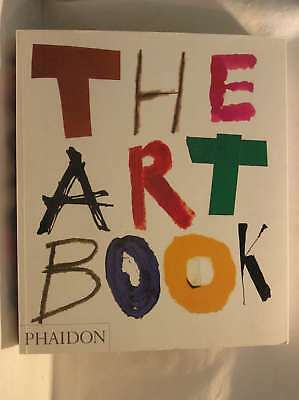 The Art Book, , Excellent Book