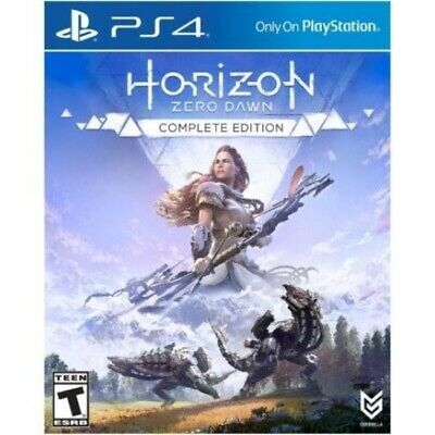 Horizon Zero Dawn Complete Edition PS4 Game (#) | Playstation 4 - New Game