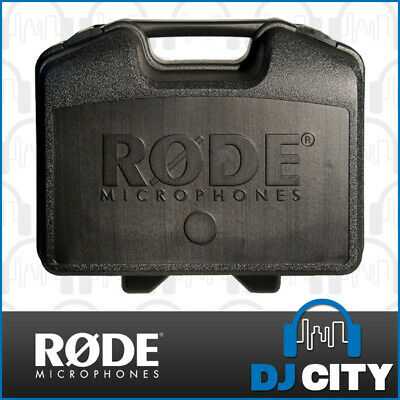 Rode ABS Microphone Case for NT4 + RM3 Mount + WS4 Windshield & NT4 Cables