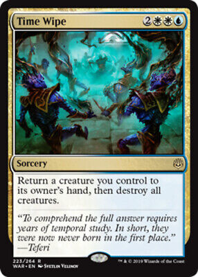 War of the Spark Rare Playset NM MTG 4x Commence The End Game