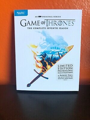 Game of Thrones: Complete Seventh Season Limited Edition Blu-Ray + Digital