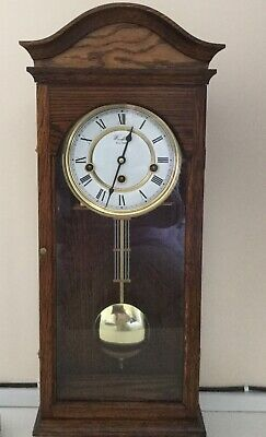 Woodford Wall Mounted Grandmother Clock
