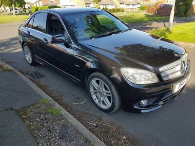 Mercedes Benz C250 CDI BlueEFFICIENCY Sport