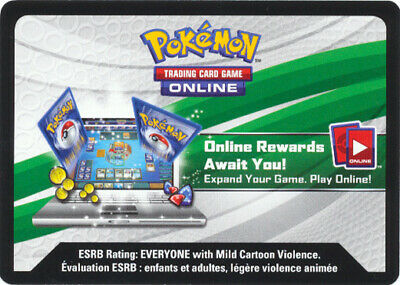 NEW Pokemon Online TCGO BOOSTER codes / SM XY BW / x20 or x5 / Emailed FAST