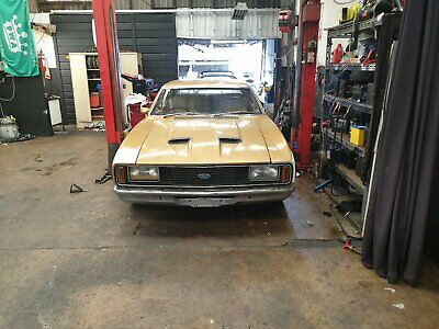 Ford XC 351 Fairmont 4dr Sedan (40 years just 1 owner)