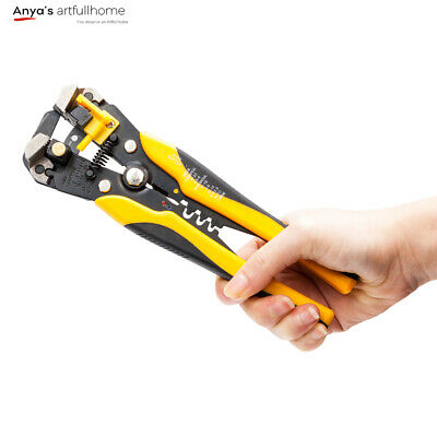 Multi-function Self Adjusting Hand Wire Stripping Pliers