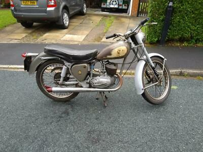 BSA Bantam D3 1956 With Matching Frame and Engine Numbers