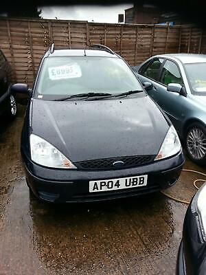 Ford Focus 1.8TDCi 115 2004MY LX estate