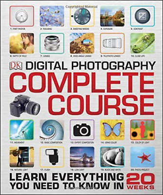 The digital photography / book / complete course / what and how to do/ e-version