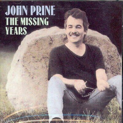 John Prine-The Missing Years (UK IMPORT) CD NEW