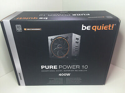 Alimentation : Be Quiet Pure Power 10 400W