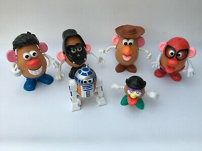 Hasbro Mr Potato Head Big Bundle Character toys