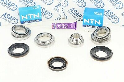 REAR DIFF DIFFERENTIAL OIL SEAL AND BEARING SET MERCEDES G-Class W460 W461 W463