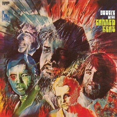Canned Heat-Boogie With Canned Heat (Us Import) Cd New
