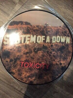 System Of A Down - Toxicity Picture LP NuMetal Slipknot Vinyl