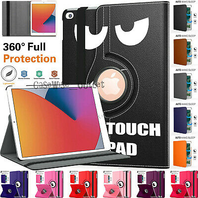 360 Rotate Stand Flip Case Cover For Apple iPad Air 3 (2019) 10.5 3rd Generation