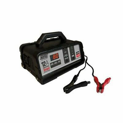 New Maypole Battery Charger - 12A - 12V - Electronic Bench Smart - Mp74212
