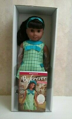 new in box american girl beforever Melody  18in doll and book