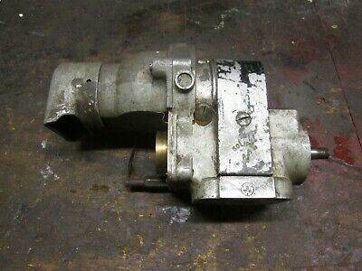 VINTAGE BTH TYPE J4 4 Cylinder Magneto Possibly Old Aircraft Part