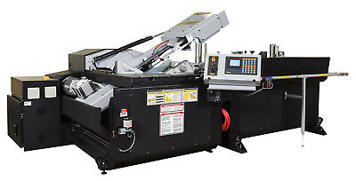 "HydMech V-18APC-60 60 Degree 7.5Hp 1-1/4"" X 16'11"" Blade Miter Vertical Tape Saw"