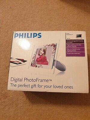 "Philips 7FFIMS 7"" Digital Picture Frame"