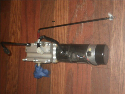 Quickie Freestyle F11 Left  Motor Assembly M3-9MNS-2A