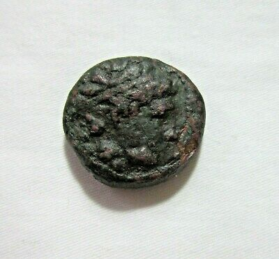 Kings Of Macedon. Ae 17, Philip Ii, 359-336 Bc. Father Of Alexander The Great