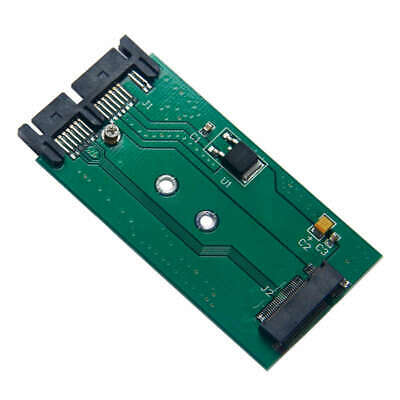 B Key M.2 Ngff Ssd To 1.8 Micro- Sata Adapter Card 7+ 9 16 Pin F7Y1